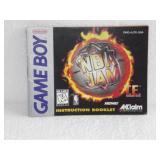 NBA Jam - Nintendo Game Boy Instruction Booklet