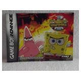 The Sponge Bob Square Pants Movie - Nintendo Game