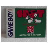 Spot The Video Game - Nintendo Game Boy Instruc