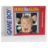 Home Alone - Nintendo Game Boy Instruction Booklet
