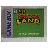 Donkey Kong Land - Nintendo Game Boy Instruction