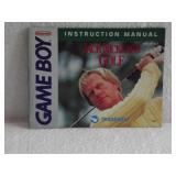 Jack Nicklaus Golf - Nintendo Game Boy