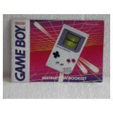 Nintendo Game Boy Instruction Booklet