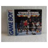 WWF super Stars 2 - Nintendo Game Boy Instruction