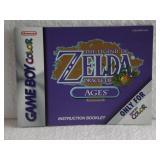 The Legend Of Zelda Oracle Of Ages - Nintendo
