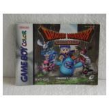 Dragon Warrior Monsters - Nintendo Game Boy Color