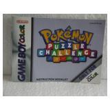 Pokemon Puzzle Chalenge - Nintendo Game Boy Color
