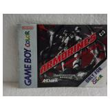 Armorines Project S.W.A.R.M. - Nintendo Game Boy