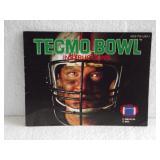Tecmo Bowl - Nintendo NES Instruction Manual