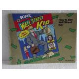 Wall Street Kid - Nintendo NES Instruction Manual