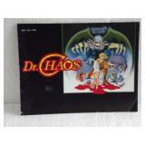 Dr. Chaos - Nintendo NES Instruction Manual
