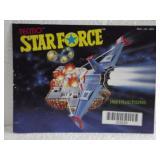 Star Force - Nintendo NES Instruction Manual