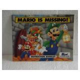 Mario Is Missing - Nintendo NES Instruction Manual