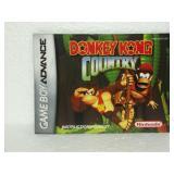 Donkey Kong Country - Game Boy Advance Instruc