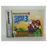 Super Mario Bros. 3 - Game Boy Advance Instruct