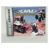 Quad Desert Fury - Game Boy Advance Instruction