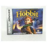 The Hobbit - Game Boy Advance Instruction Booklet