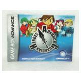 Heroes Advance Guardian - Game Boy Advance Manual