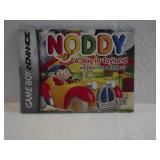 Noddy A Day In Toyland - Game Boy Advance Instruc