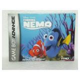Finding Nemo - Game Boy Advance Instruction Book