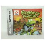 Froggers Adventures Temple Of The Frog - Game Boy