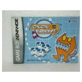 ChuChu Rocket - Game Boy Advance Instruction Book