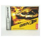 Driver 3  - Game Boy Advance Instruction Booklet