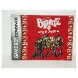 Bratz Rock Angelz - Game Boy Advance Instruction