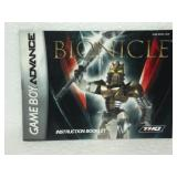 Bionicle - Game Boy Advance Instruction Booklet