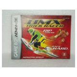 BMX Trick Racer - Game Boy Advance Manual