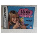 Lizzy McGuire On The Go! - Game Boy Advance Ins