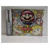 Mario Pinball Land - Game Boy Advance Manual