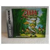 The Legend Of Zelda The Minish Cap - Game Boy Ad