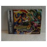 Mega Man 6 Battle Network Cybeast Gregar - Game