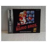 Super Mario Bros. - Game Boy Advance Manual