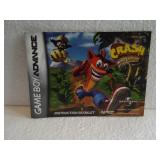 Crash Bandicoot The Huge Adventure - Game Boy Ad