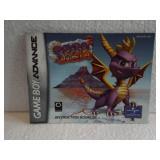 Spyro 2 Season Of Flame - Game Boy Advance Instru