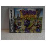 Spyro Attack Of The Rhynocs - Game Boy Advance