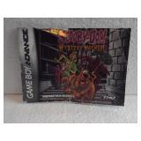 Scooby Doo Mystery Mayhem - Game Boy Advance