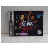 The Sims Bustin Out - Game Boy Advance Manual