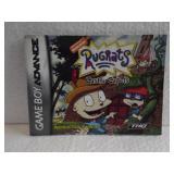 Rugrats Castle Capets - Game Boy Advance Manual