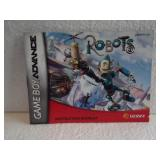 Robots - Game Boy Advance Instruction Booklet