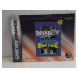 Paper Boy Rampage - Game Boy Advance Instruction t