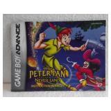 Petar Pan Return To Never Land - Game Boy Advance