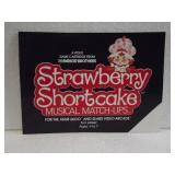 Strawberry Shortcake  - Owners Manual