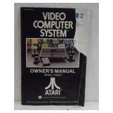 Atari Video Computer System - Owners Manual