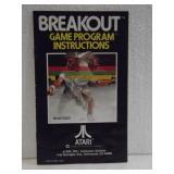 Atari Breakout - Owners Manual