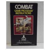 Atari Combat - Owners Manual
