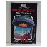 Sears Tele-Games Space Invaders Owners Manual