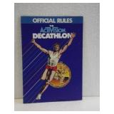 Activision Decathlon - Owners Manual
